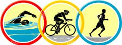 triathlon-icon-set-triathlete-silhouette-different-sport-event-47854358